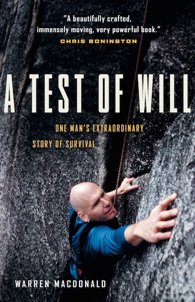 A Test of Will by Warren Macdonald